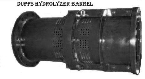 Hydrolizer Repair