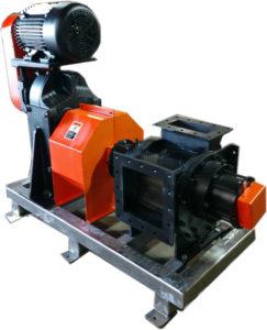 Lamella Pump - Rendering Meat Processing Plant Equipment